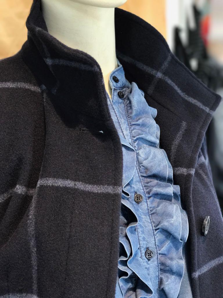 neue kuschelige herbst outfits wir lieben mode mode aus osterode am harz der neue klapprodt. Black Bedroom Furniture Sets. Home Design Ideas